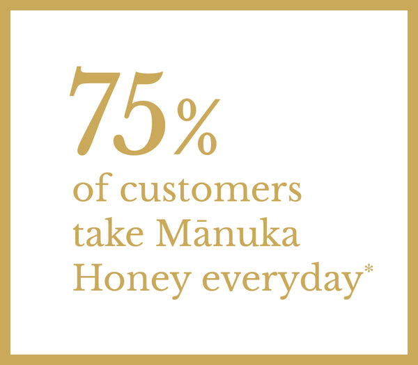 Take Manuka Honey Every Day