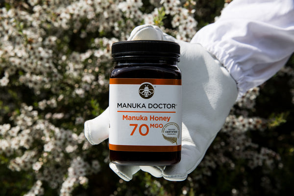What are the benefits of Manuka Honey