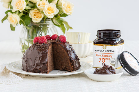 Manuka Honey Cake Recipe