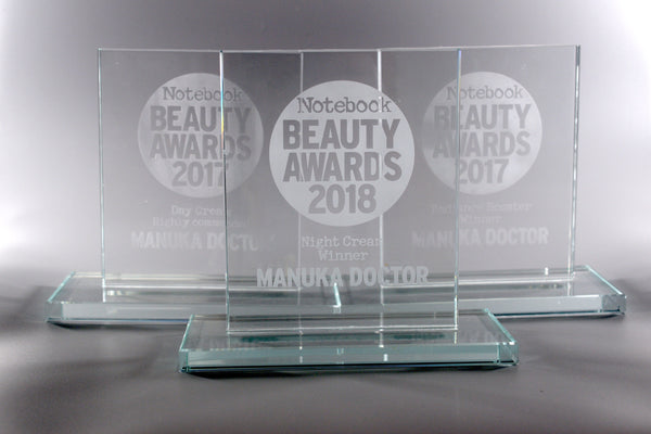 Notebook Beauty Awards
