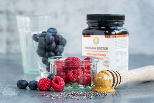 Manuka Honey Health Hacks