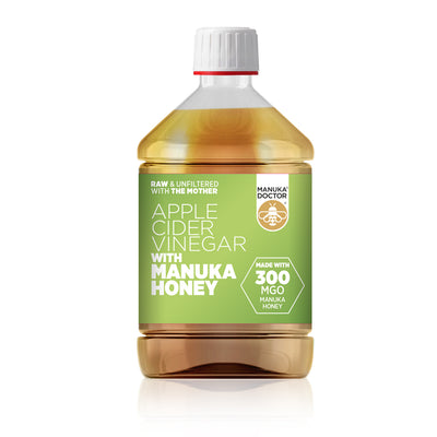 Apple Cider Vinegar with Manuka Honey