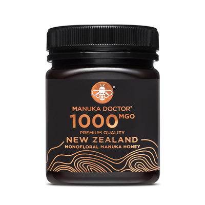 1000 MGO Active Mānuka Honey 250g