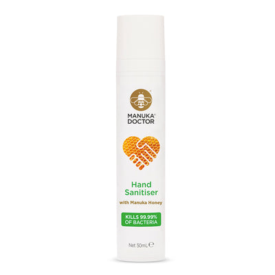 Hand Sanitiser with Manuka Honey