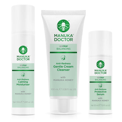 ApiClear Anti-Redness Skincare Collection