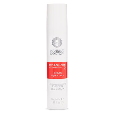 Anti-Pollution Recovery Night Cream