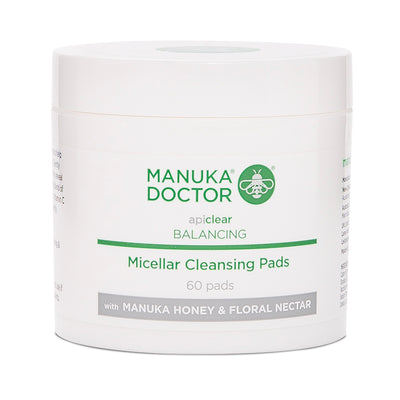 ApiClear Micellar Cleansing Pads