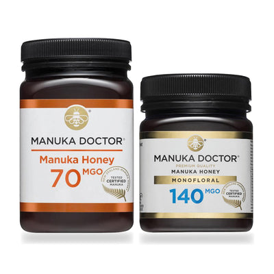 Mānuka Honey Duo Pack