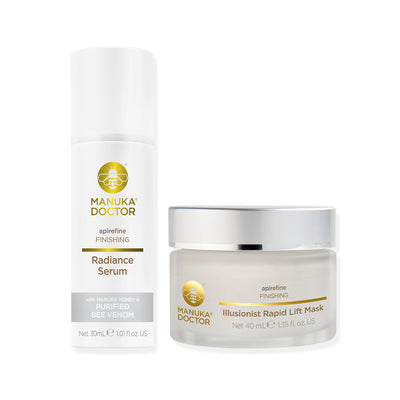 Rapid Lift Mask & Radiance Serum Duo