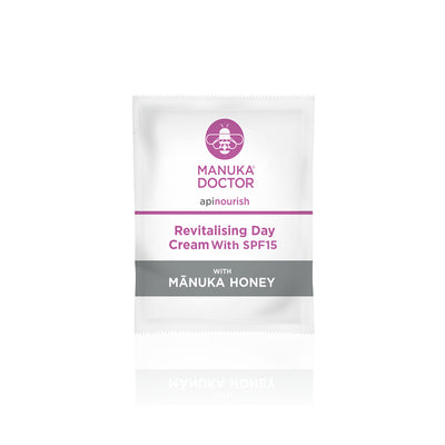 ApiNourish Revitalising Day Cream SPF15 Sachet