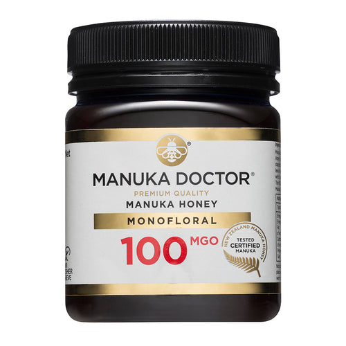 Manuka Doctor 100 MGO Manuka Honey 250g
