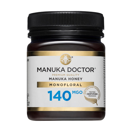 Manuka Doctor 140 MGO Manuka Honey 250g