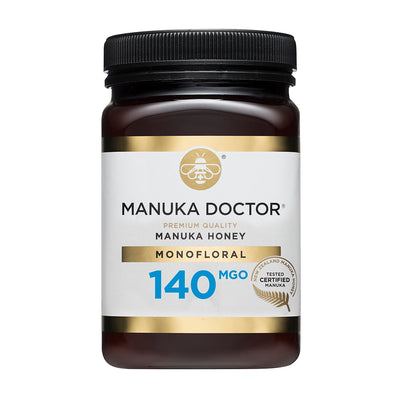 140 MGO Active Mānuka Honey 500g