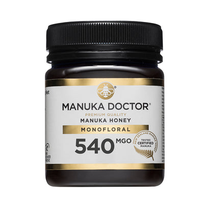 540 MGO Active Mānuka Honey 250g