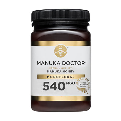 540 MGO Active Mānuka Honey 500g