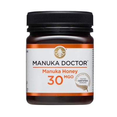 Manuka Doctor 30 MGO Manuka Honey 250g