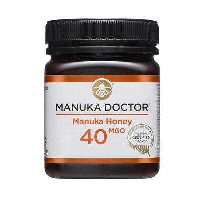 Manuka Doctor 40 MGO Manuka Honey 250g