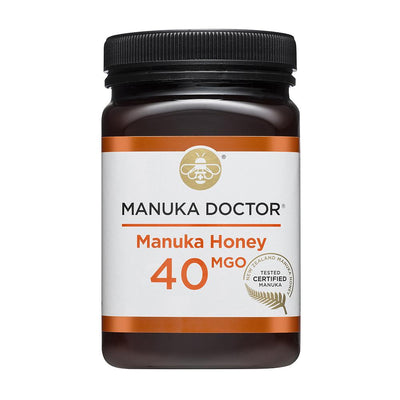 Manuka Doctor 40 MGO Manuka Honey 500g