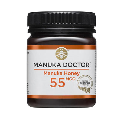 Manuka Doctor 55 MGO Manuka Honey 250g