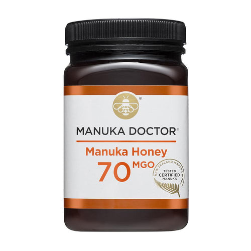 Manuka Doctor 70 MGO Manuka Honey 500g