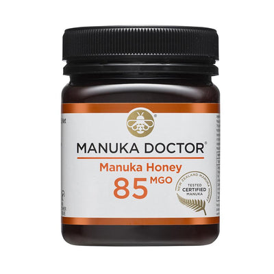 Manuka Doctor 85 MGO Manuka Honey 250g