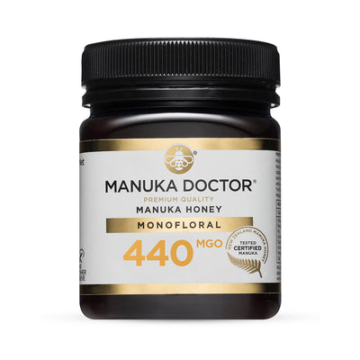 440 MGO Active Mānuka Honey 250g