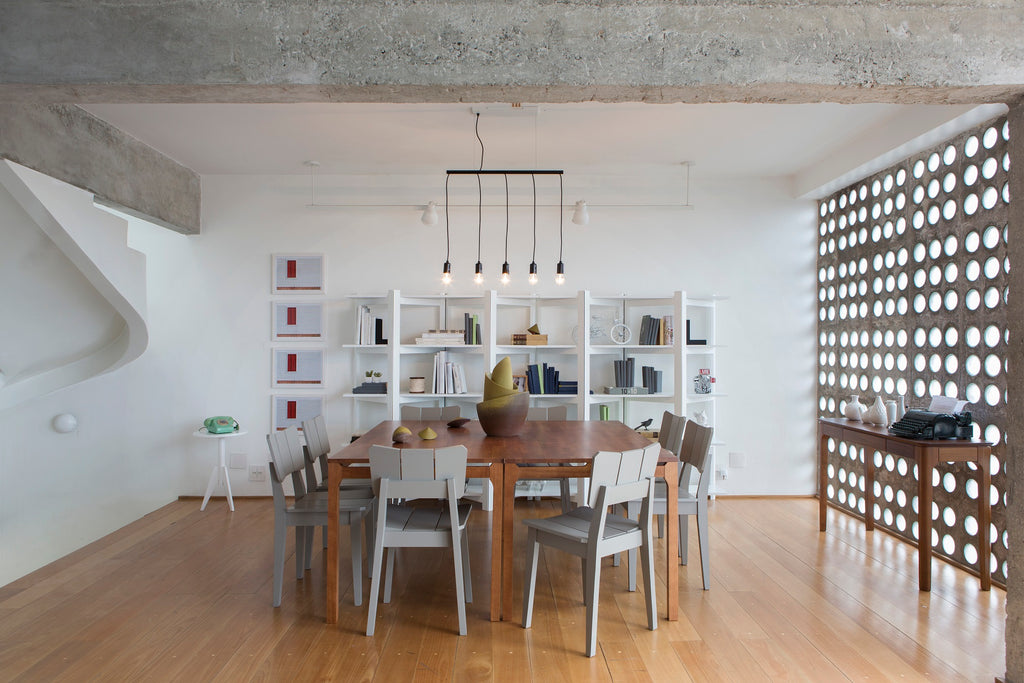 For a Unique Dining Room