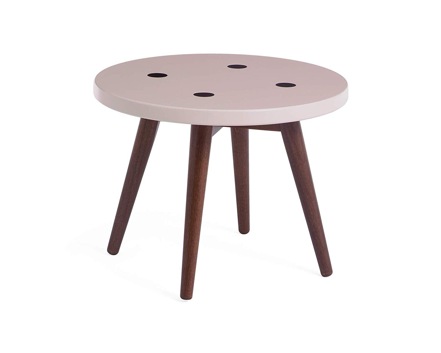 "Memomad Biscoito Fino Side Table 20"" (Rose) - memomad.store"