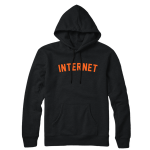 EMBROIDERED INTERNET HOODIE