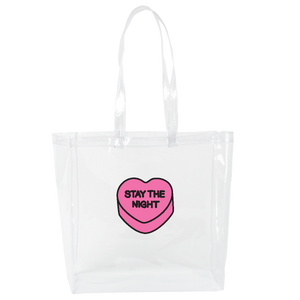 STAY THE NIGHT TOTE