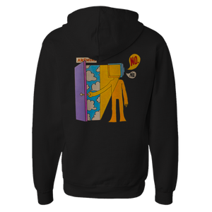 Answers Pullover Hoodie