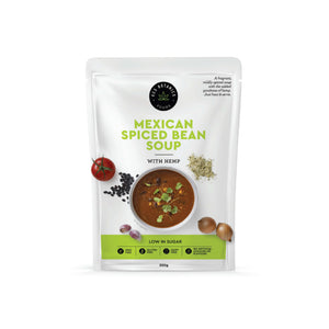 ECS Botanics Mexican Spiced Bean Soup with Australian Hemp