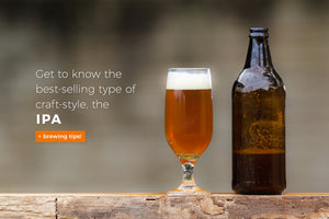 IPA - the most popular type of beer