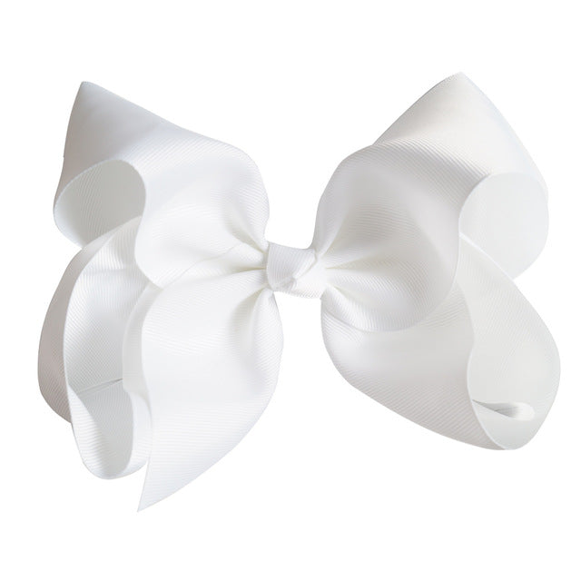 Big Hair Bows | Texas Size Hair Bow | 8 inch Hair Bow