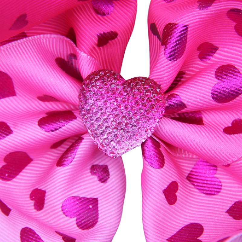 Large Can't Heartly Wait Jojo Hair Bows