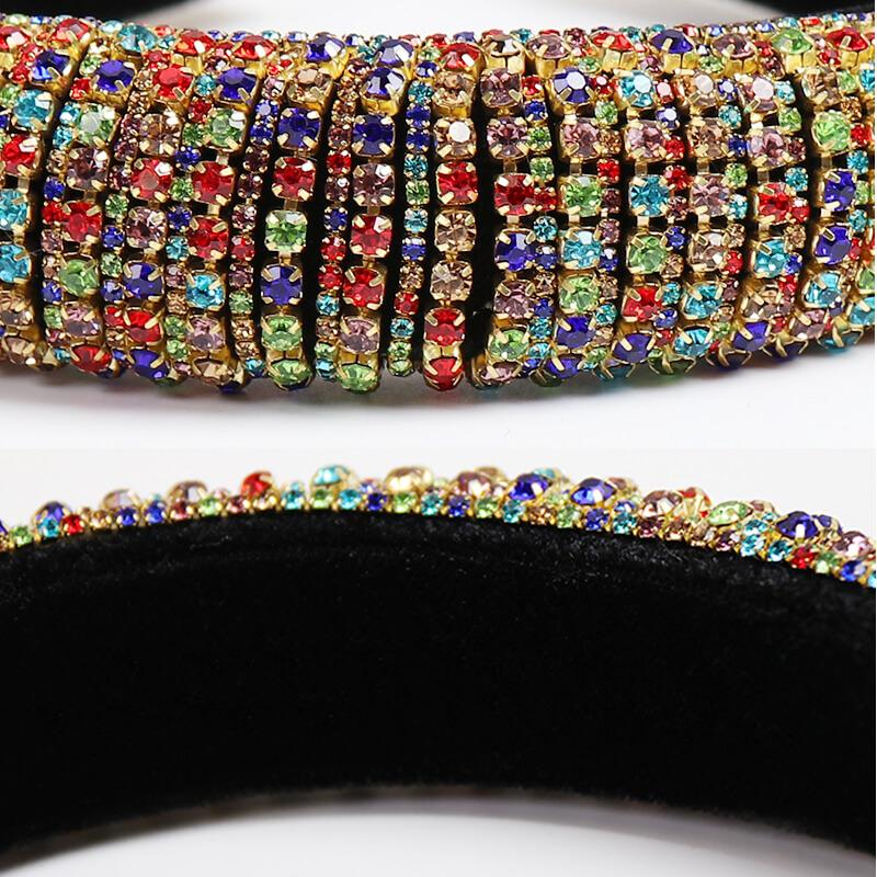 Sparkly Full Rhinestone Headband