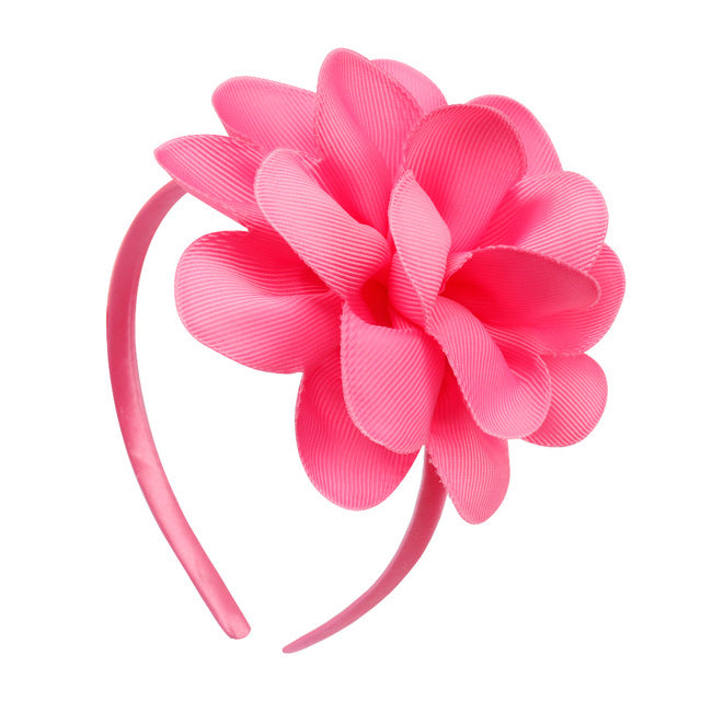 Princess Flower Hair Bands