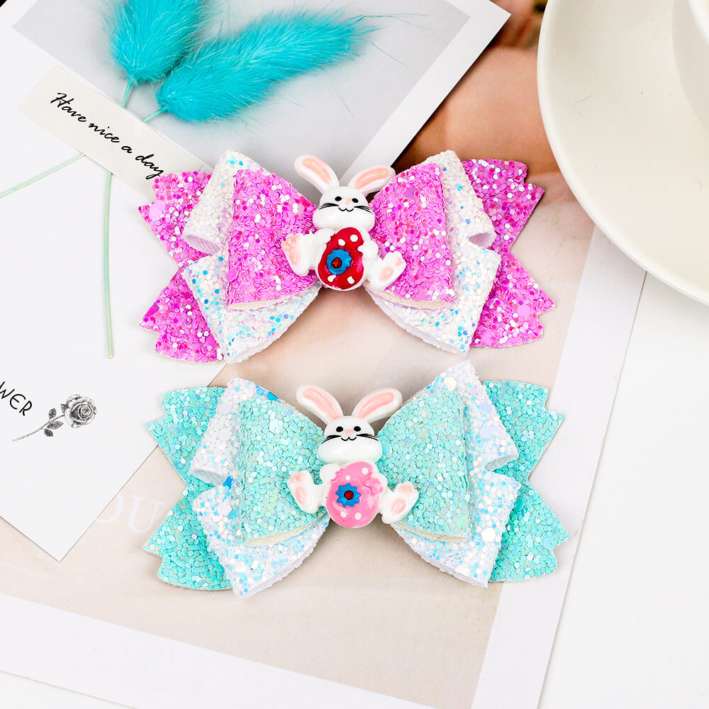 boutique hair bows clips