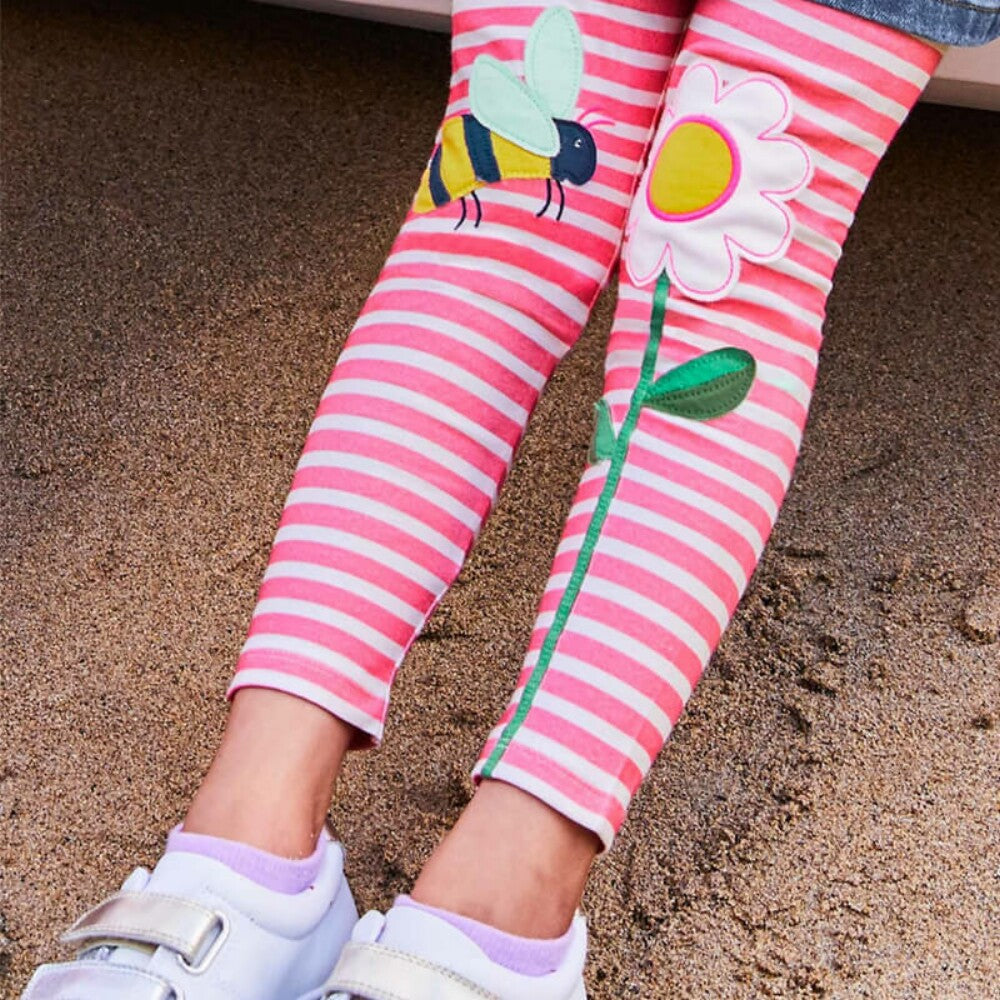 girl stretch leggings