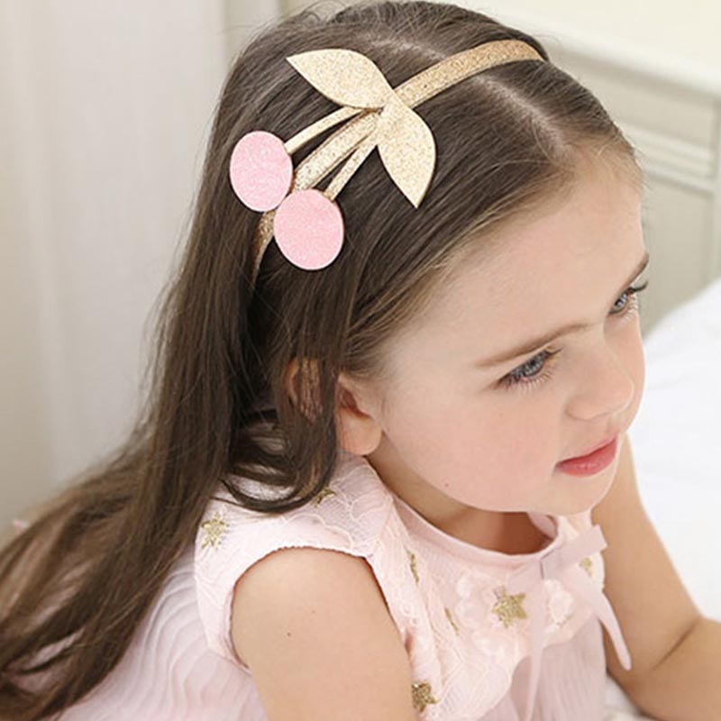Shiny Headband for Litter Girls