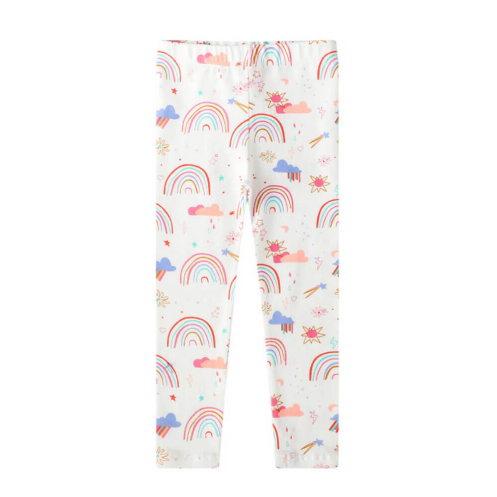 Little Girls Leggings