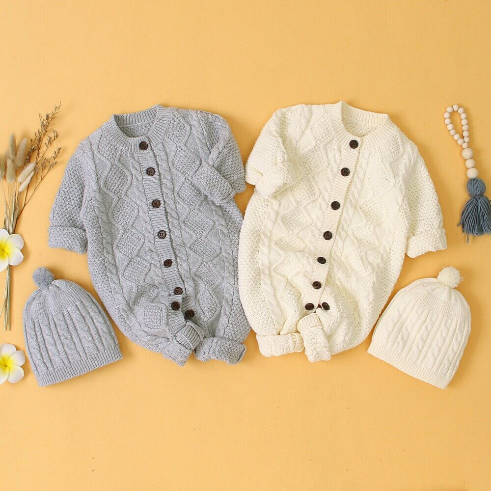 Newborn romper set