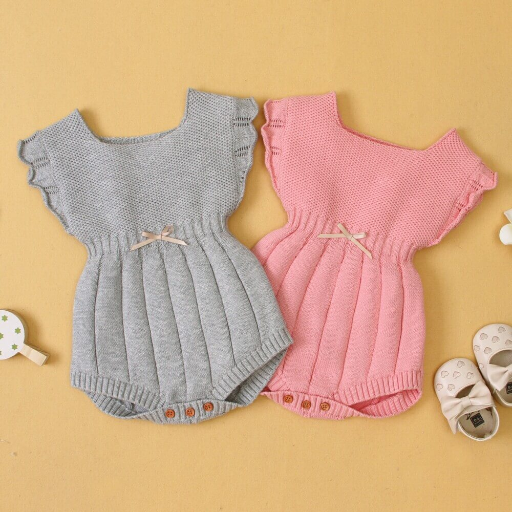 cotton baby clothing