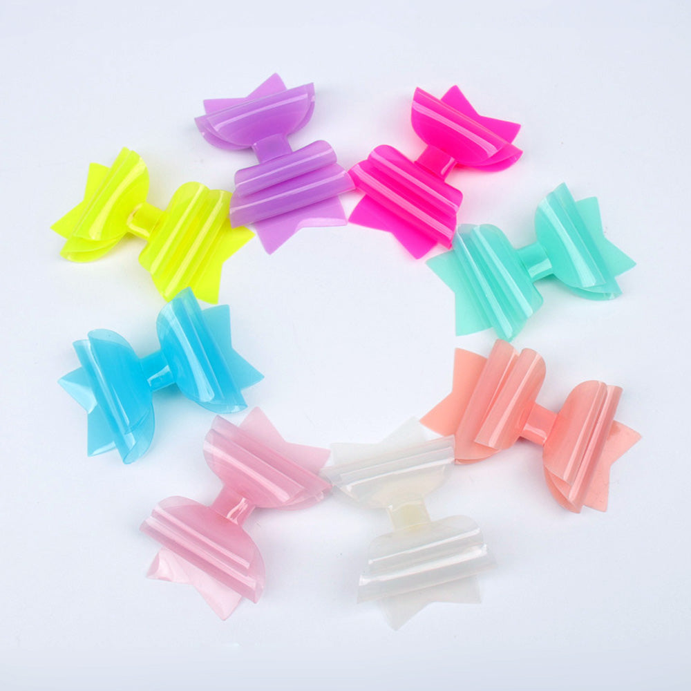 Waterproof Jelly Hair Clips