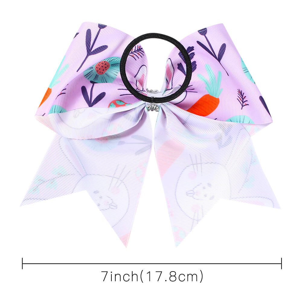 Cute Easter Day Cheer Bows