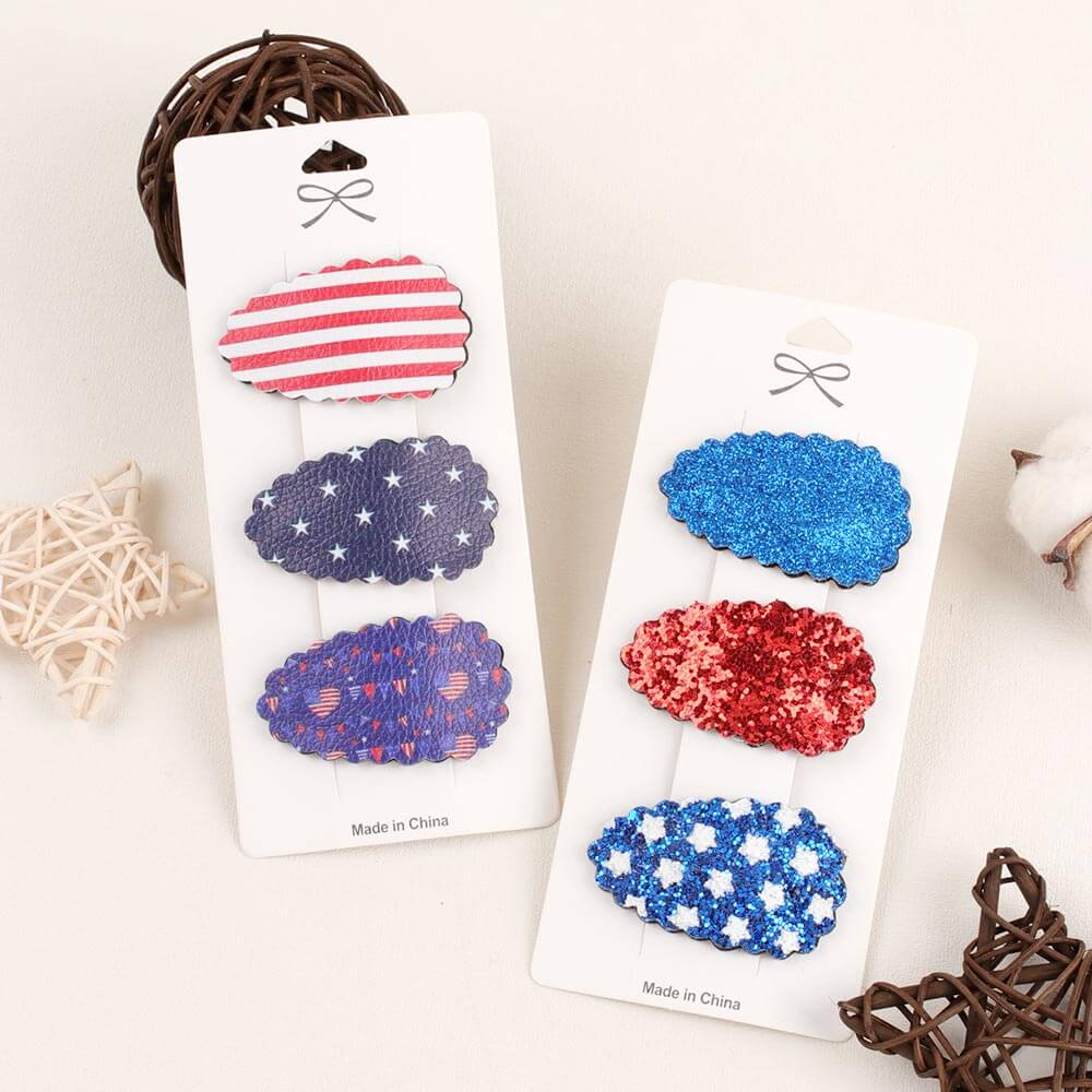 Baby Girls Flower Nylon Headbands