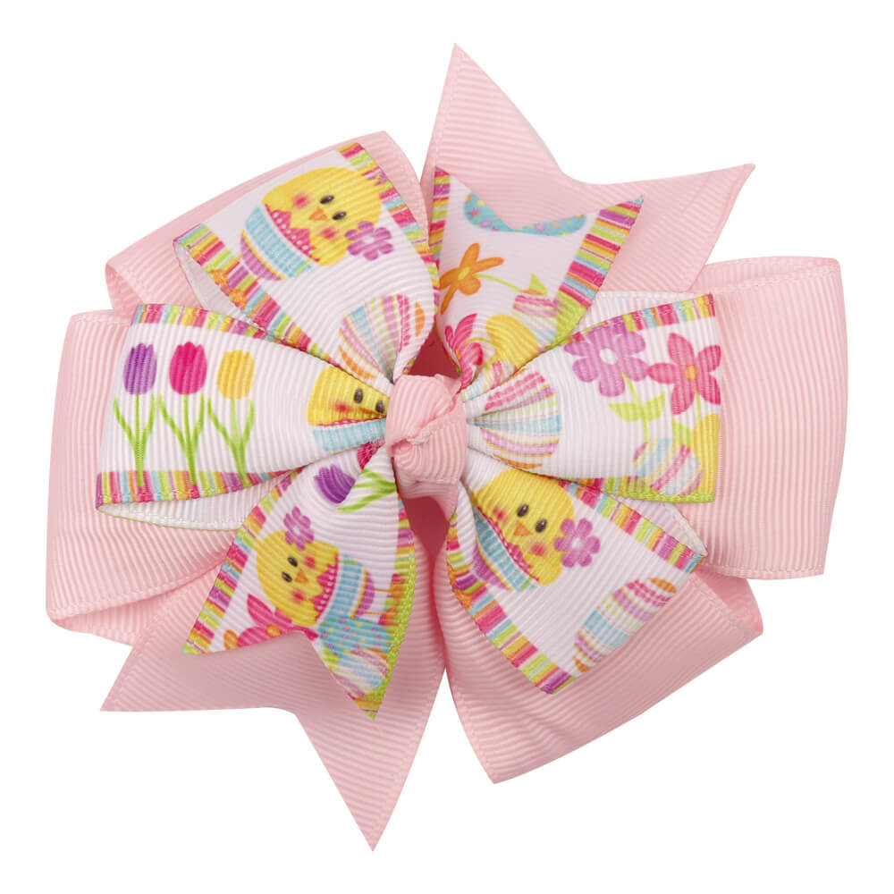 Easter Hair Bows | Kids Hair Bows