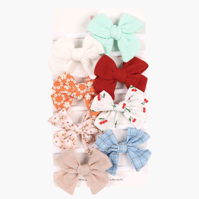 nylon baby headbands