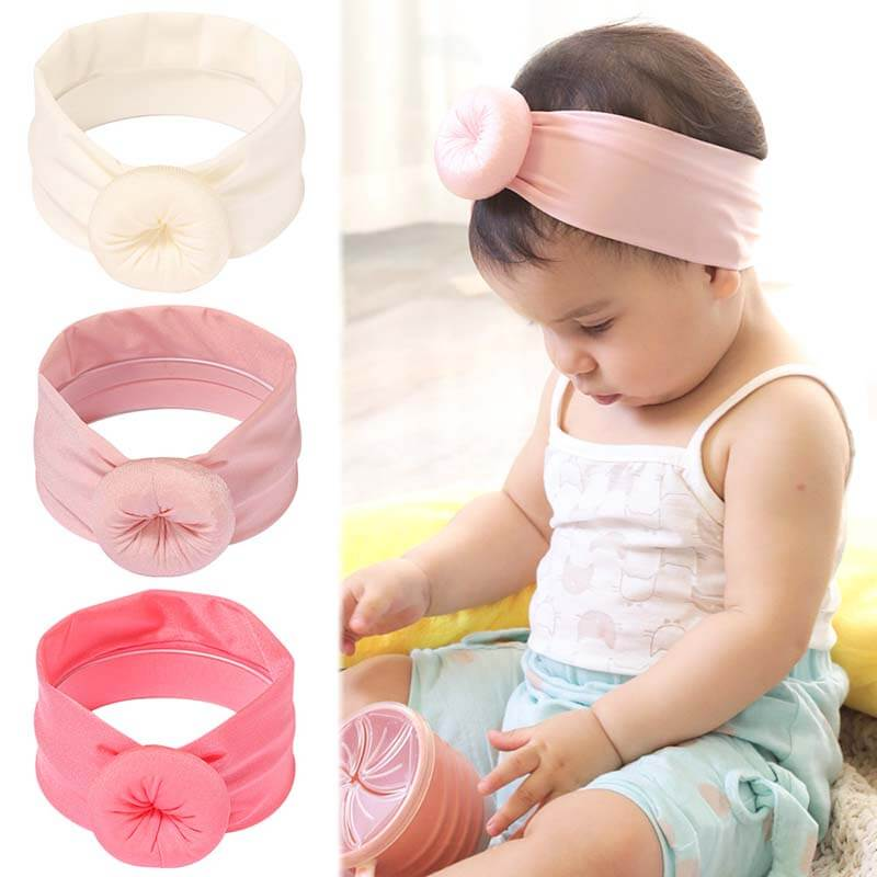 Infant Kids Nylon Headband