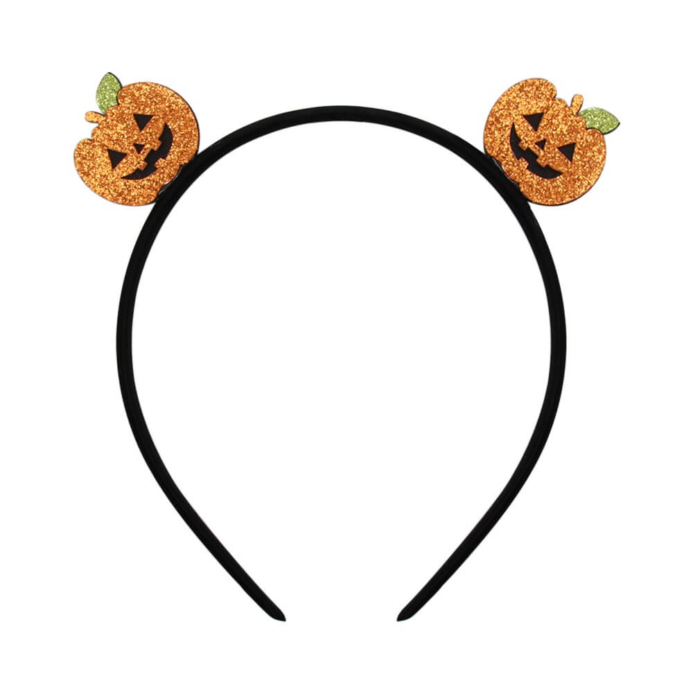 Cute Halloween Glitter Headbands